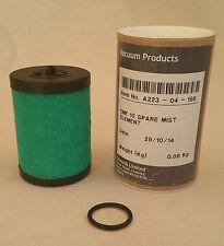A223-04-198  EMF10 Mist Filter Element
