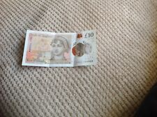 New £10 Ten Pound Notes uncirculate  aa01 Serial Numbers