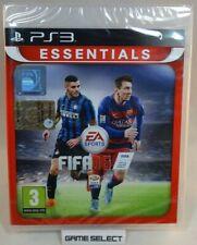FIFA 16 FOOTBALL 2016 SONY PLAYSTATION 3 PS3 PAL EU EUR ITALIANO NUOVO SIGILLATO