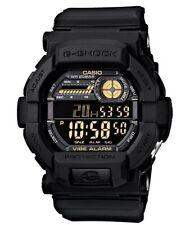 Casio G-Shock * GD350-1B Vibration Alert Precision Counter Black COD PayPal