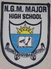 NGM Major High School Patch - Bahamas