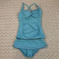 Seafolly Australia Ladies Swimsuit 2 Piece Size 6