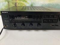Sony FM Stereo / FM-AM Receiver  STR-GX4ES  [14C]