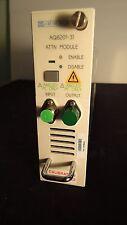 Ando AQ8201-31 Optical Attenuator Module Plug In Card