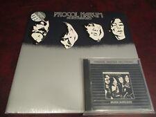 PROCOL HARUM BROKEN BARRICADES GRAY VINYL 2 LP'S  + MFSL AUDIOPHILE MINT CD SET