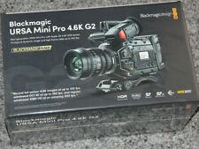 Blackmagic URSA Mini 4.6K G2  + NEUHEIT vom Fachhändler + sofort lieferbar +