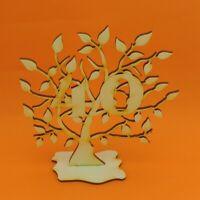 Jubiläums Baum 40 Geburtstag, aus Holz 16 cm Lebensbaum Geschenk Hochzeit