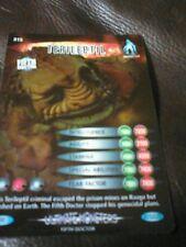 Dr who battles in time card number 815 terileptil