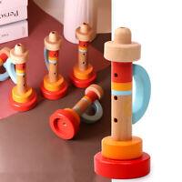 Eg _ Ke _ Bois Sifflet Trumpet Portable Musical Instrument Bébé Tôt Education