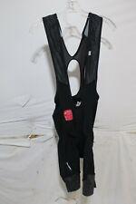 Louis Garneau Neo Power Art Motion Bib Shorts Men's Medium Black Stripes $149.99