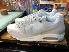 premium selection a3e4a 7dfbf Nike Air Max Command Summit White Platinum Leather Size US 14 Men 629993  102 New