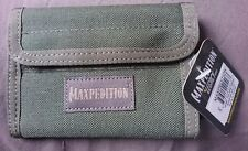 MAXPEDITION SPARTAN WALLET NEW!! Trifold Note & Card Pockets. NWT.