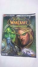 World of Warcraft - The Burning Crusde  Official Strategy Guide - Brady PC + Mac