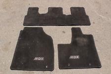 2001-2006 ACURA MDX AWD FLOOR MAT INTERIOR CARPET  V219