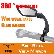 MTB Road Bike Rear View Mirror Bicycle Handlebar Adjustable Rearview Mirror