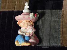 STRAWBERRY SHORTCAKE - Soap/Lotion Dispenser) Unused) Free Ship.) Ltd.)