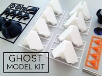 Ghost Destiny Inspired DIY Model Kit - US SELLER - Without Stand - Full Size
