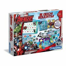 Clementoni CLM13344 Avengers 15 Giochi Educativi