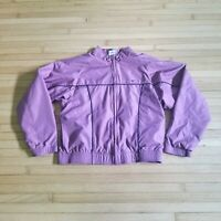 1990's Women's Nike Windbreaker Jacket / Medium / Coat Activewear Track Jacket