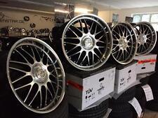 4 neue Alu Keskin KT4 black polish, 10,5x20, 5/112, ET 30, Mercedes