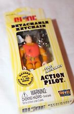 Hasbro 1998 G.I. Joe Classic Collection Action Pilot Detachable Keychain