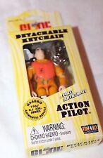 Hasbro 1998 G.I. Joe Classic Collection Action Pilot Detachable Keychain