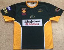Small Mens NSWCRL Wyong Roos #5 Country Rugby League Jersey Player issue