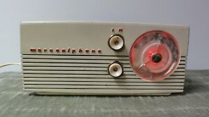 Vintage  Marconiphone T70A - 1956 - working