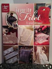Serenity Prayer Annie's Attic Favorite Filet Cotton Thread Crochet Patterns Cat