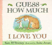 Guess How Much I Love You (Board book) Children's Books