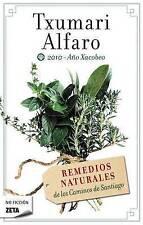 NEW Remedios naturales de los caminos de Santiago (Spanish Edition)