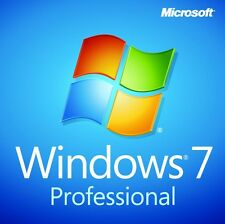 Windows 7 Pro License Key Sticker 64-32 Bit COA Product Key From junk Desktop