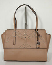 Bolsos de mujer mediano en color principal marrón PVC