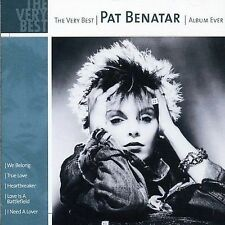 Very Best Album Ever by Pat Benatar (CD, Jun-2002, Emi)
