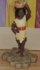 "Thomas Blackshear's Ebony Visions Jamboree Parade ""Kitty"" Figurine NIB"