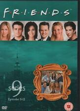 (DVD)Friends Series 9, Episodes 9-12-2003--