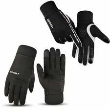 Winter Windproof Waterproof Anti-slip Thermal Touch Screen Gloves For Unisex