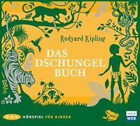 REGINA LEMNITZ/+ - RUDYARD KIPLING: DAS DSCHUNGELBUCH 2 CD NEW
