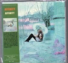 Affinity  - Affinity  LP Miniature Audio CD *Sealed* $2.99Ship