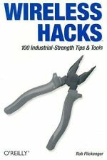 Wireless Hacks: 100 Industrial-Strength Tips & Tools-ExLibrary