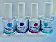 Blue Harmorny dipping powder Liquid kits. Work With All Dipping Powder products.