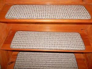 13  Step  9'' x 30'' + Landing 30'' x 30'' In/Outdoor Stair Treads Non-Slip .