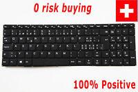 For Lenovo V310-15IKB V510-15IKB V510-15ISK Keyboard Swiss German CH SW Tastatur