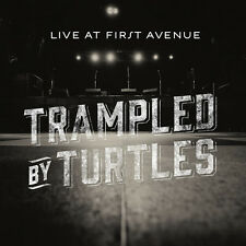 Live At First Avenue - Trampled By Turtles (2013, CD NEU)2 DISC SET