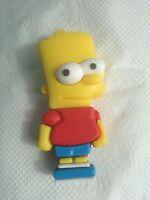 8GB Bart Simpson USB 2.0 Flash Pen Drive Memory Stick Simpsons Cartoon New 8 gb