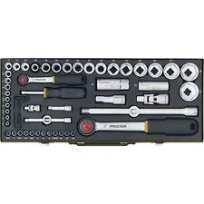 Proxxon Industrial Steckschlüsselsatz 56 teilig Nusskasten