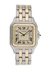 Cartier Panthere 2 Row Large Watch