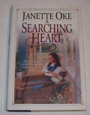 Janette Oke A Prairie Legacy A Searching Heart Book 2 Christian Series Fiction