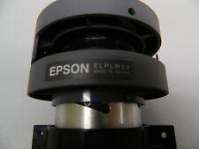EPSON ELPLW03 wide zoom lens 1.3-1.8:1 fpr EMP7800 EMP7850 EMP7900 EMP7950