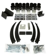"DAYSTAR BODY LIFT KIT,3"" LIFT,10-12 DODGE RAM 2500 3500 4WD,BLOCKS,BUMPER BRCKET"